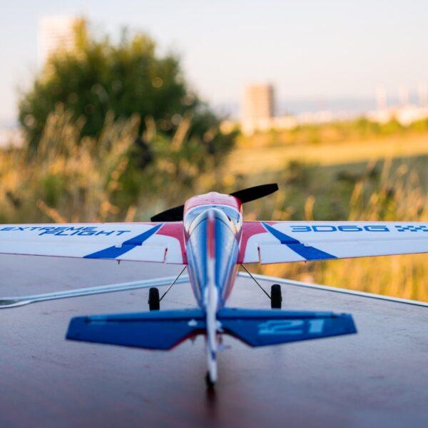 هواپیما کنترلی مدل 430